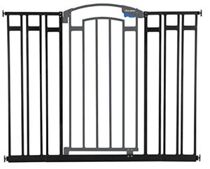 Used - TWO  The First Years Extra Tall Decor Gates