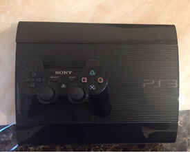 Sony PS3 with 2 games