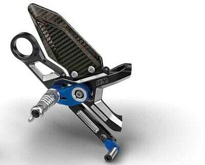 2020 BMW S1000RR Genuine OEM  M Rider Footrest System Right BMW 77251540006