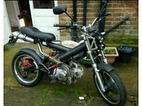 Swap sachs madass 125 for drone