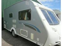 Sterling Diamond Elite (reg 2008) 2 berth touring caravan - very good condition