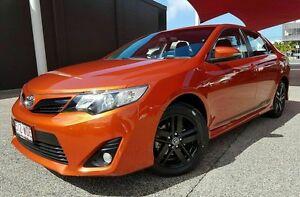 2014 Toyota Camry ASV50R RZ Orange Automatic Sedan Mackay Mackay City Preview