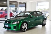 2009 Holden Commodore VE MY09.5 SS Poison Ivy 6 Speed Manual Sedan Morley Bayswater Area Preview