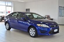 2014 Ford Mondeo MC LX Deep Impact Blue 6 Speed Automatic Hatchback Morley Bayswater Area Preview