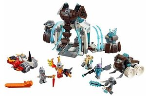 Lego Chima set 70226 Mammoth's Frozen Stronghold RETIRED NEW