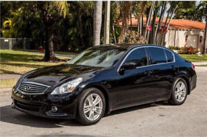 2013 Infiniti AWD loaded g37 sedan ready to go home