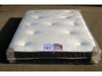 "BRAND NEW UNWANTED MEMORY FOAM 4ft6"" DOUBLE MATTRESS"