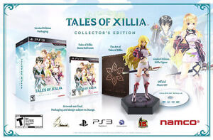 BRAND NEW PS3 Tales of Xillia Collector's Edition...