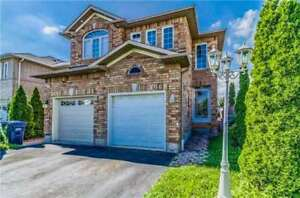 Fully Upgraded 3-BR Semi-Detached In The Heart Of Mississauga