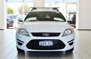 2012 Ford Mondeo MC LX Tdci White 6 Speed Direct Shift Wagon Morley Bayswater Area Preview