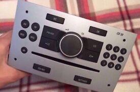 Original Vauxhall CD player