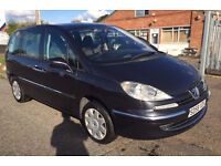 2009 PEUGEOT 807 2.0hdi 7 SEATER