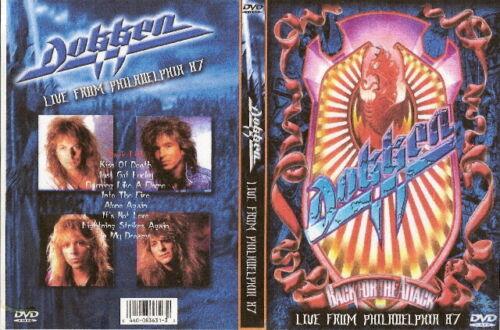 dokken live in philadelphia dvd 1987 george lynch ozzy whitesnake dio