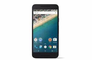 Brand New LG Nexus 5X LG-H790 Unlocked Smartphone - Black 32GB