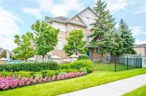 3+1 Bdrm Condo Townhouse W/ Fin Bsmnt In East Credit
