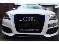 Audi Quattro badges