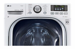 LG WM3997HWA 5 cu.ft. All-in-One Front Load Washer/Dryer $211/Mo