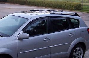 Visors Deflectors for Pontiac Vibe/ Toyota Matrix 2003-2013