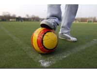 Kick about on astroturf players wanted