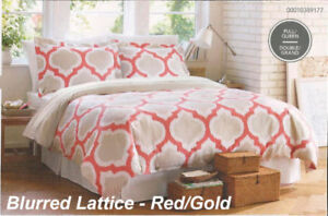 Threshold Duvet Cover Set - 3 Pieces - NEW!! - 2nd 50% off *