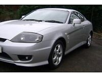 HYUNDAI COUPE 2.0 SPORT ((((LOW MILEAGE))) F/S/H*MOT- 1 FULL YEAR **EXCELLENT CONDITION***