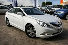 2012 Hyundai i45 YF MY11 Active White 6 Speed Sports Automatic Sedan Embleton Bayswater Area Preview