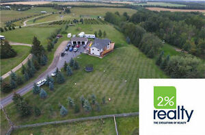 Acreage Beside Top Of The Hill Golf Course-Listed By 2% Inc.