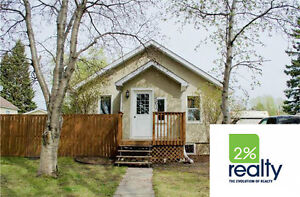 UPDATED & FULLY DEVELOPED Bungalow - Listed By 2% Realty Inc.