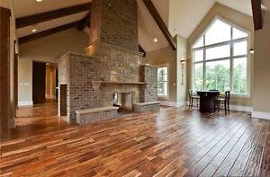 ... Natural-Prefinished-Engineered-Hand-Scraped-5-Hardwood-Flooring-Sample
