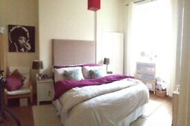 One bed flat in New Town for let