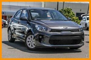 2018 Kia Rio YB MY18 S Grey 4 Speed Sports Automatic Hatchback Mount Gravatt Brisbane South East Preview