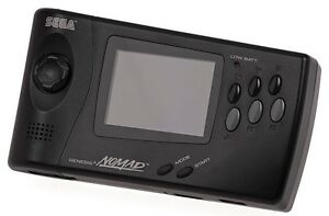LOOKING FOR A SEGA NOMAD