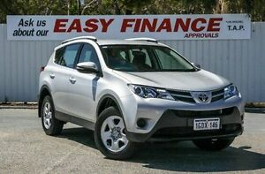 2015 Toyota RAV4 ASA44R MY14 GX AWD Silver 6 Speed Sports Automatic Wagon Gosnells Gosnells Area Preview