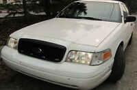 2010 POLICE INTERCEPTOR 2010 with only 137500Kms Firm $3650
