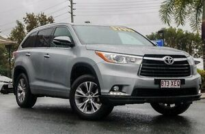 2014 Toyota Kluger GSU50R GXL 2WD Silver 6 Speed Sports Automatic Wagon Noosaville Noosa Area Preview