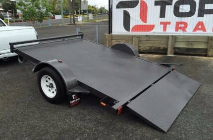9 x 2020mm TILT Ride On LAWN MOWER Trailer Tanah Merah Logan Area Preview