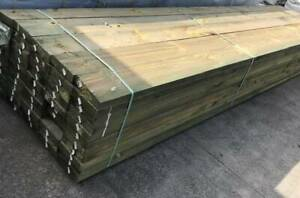 200 x 50 treated sleepers | Gumtree Australia Free Local