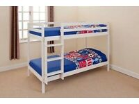 2ft6 Shorty Pine Bunk Bed