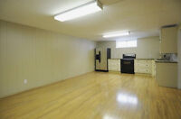 Two Room Basement Suite For Rent - Available Immediately