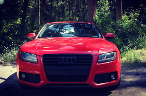 2010 Audi A5 Coupe S-Line AWD