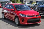 2017 Kia Rio YB MY17 S Red/Black 4 Speed Sports Automatic Hatchback Mount Gravatt Brisbane South East Preview