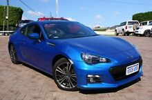 2013 Subaru BRZ Z1 MY13 Blue 6 Speed Manual Coupe Embleton Bayswater Area Preview