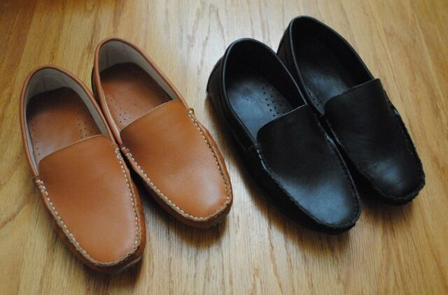 New Mens Red Wing Leather Driving Moccasin Shoe Slipper
