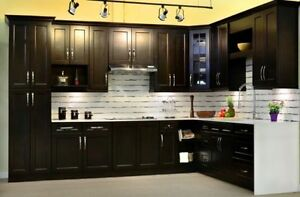 Cowry Cabinets 10*10 L shaped kitchen starting at $1988