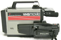 LOOKING FOR VHS CAMCORDERS.
