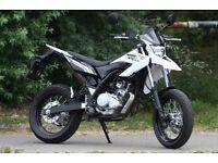 Yamaha wr 125 breaking bike frame engine wheels plastic panels yzfr125