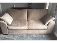 Next 'Stamford' Large Sofa, Armchair & Footstool