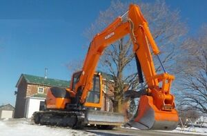 Kubota Escavator GREAT CONDITION