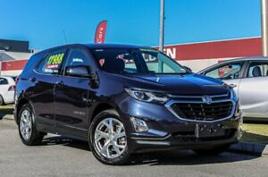 2019 Holden Equinox EQ MY18 LT FWD Blue 6 Speed Sports Automatic Wagon Rockingham Rockingham Area Preview