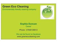 Green Eco Cleaning , Housekeeping ,mothers help.